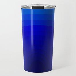 Blue Depths Travel Mug