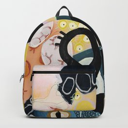Ferocious And Feminine Backpack