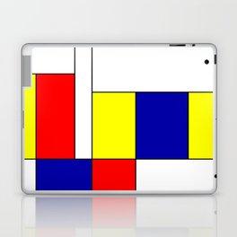 Mondrian #37 Laptop & iPad Skin