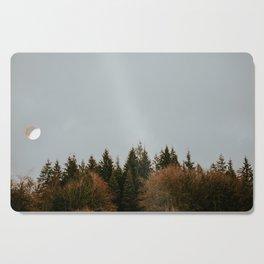 Wild Mountain Thyme Cutting Board