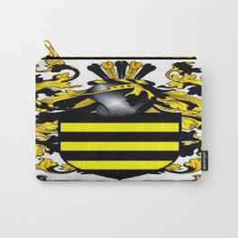 Family Crest - Mancini - Coat of Arms Carry-All Pouch