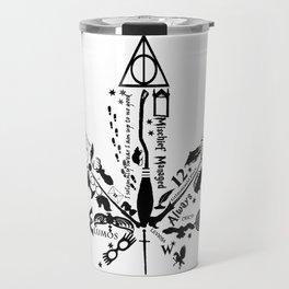 Pottheads and Potterheads Travel Mug