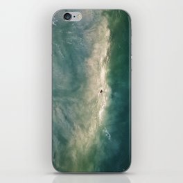 Sand Wash iPhone Skin