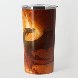 Dragon's world Travel Mug