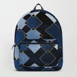 Blue Nebula Backpack