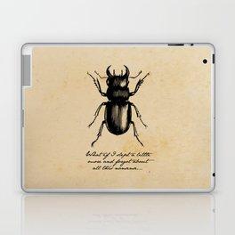 The Metamorphosis - Franz Kafka Laptop & iPad Skin