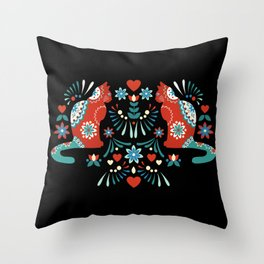 dalakatt Throw Pillow