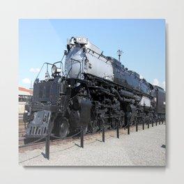 Union Pacific Big Boy Metal Print