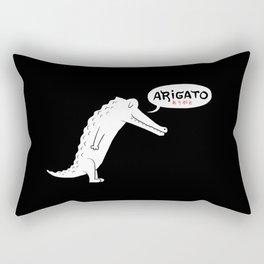 Domo Alligator Rectangular Pillow