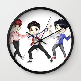 Yugjaebam Wall Clock