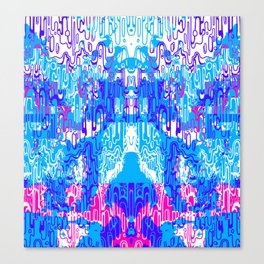 Icy Sweet Canvas Print