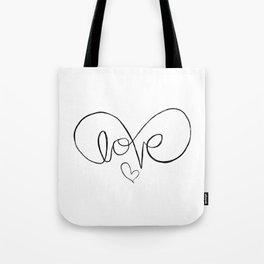 Eternalove Tote Bag