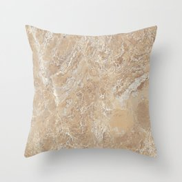 Marble Texture Surface 09 Throw Pillow