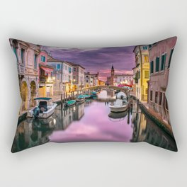 BEAUTIFUL VENICE Rectangular Pillow