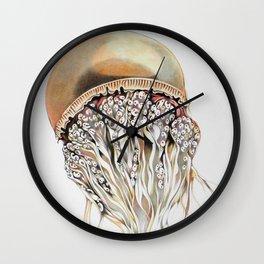 jellyfish (ORIGINAL SOLD). Wall Clock