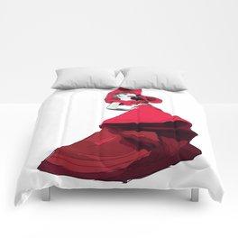 Lady PawPaw Comforters