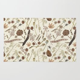 Seed Pods Rug