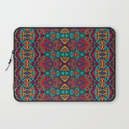 Boho Geometric Pattern 12 Laptop Sleeve