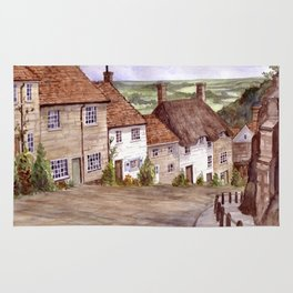 Golden Hill, Shaftesbury Rug