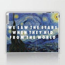 Starry Step Laptop & iPad Skin