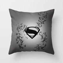 World's Finest Throw Pillow