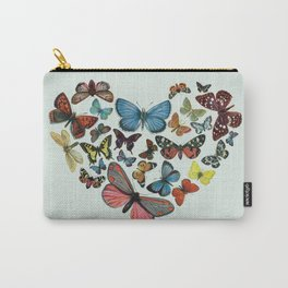 BUTTERFLY LOVE II Carry-All Pouch
