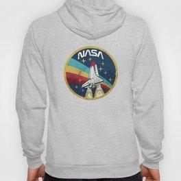 Nasa Astronaut Vintage Hoody