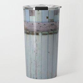 Old Blue Door II Travel Mug