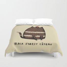 Black Forest Câteau Duvet Cover