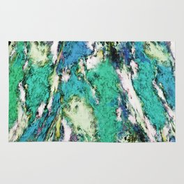 The second rockslide Rug
