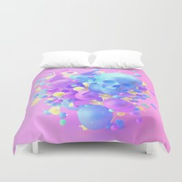 Side B Duvet Cover