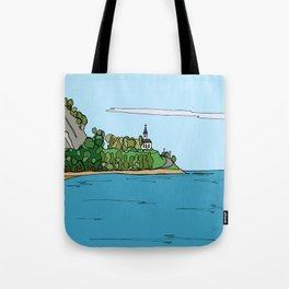 Rivière-à-Claude Tote Bag