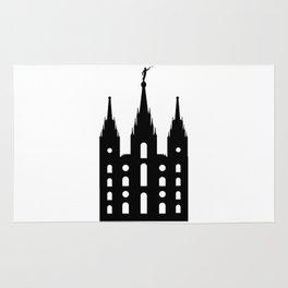 Mormon Style Temple Rug