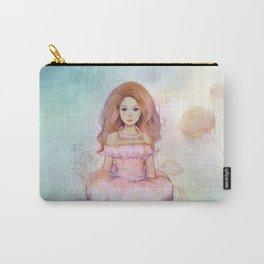 Sea Jelly Carry-All Pouch