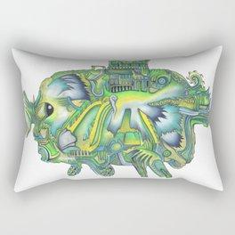 Cloudfish Rectangular Pillow