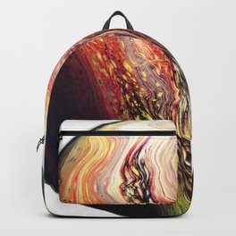 195, The Road to Awe is Lit by Torches Backpack