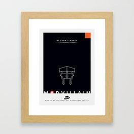 Madvillain  Framed Art Print