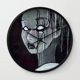 Geisha in the Machine: The Illusional Concubine Wall Clock
