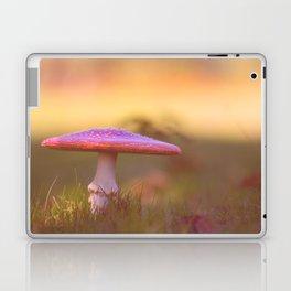 Fly agaric mushroom Laptop & iPad Skin