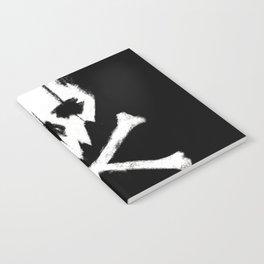 DedMan Skull Notebook