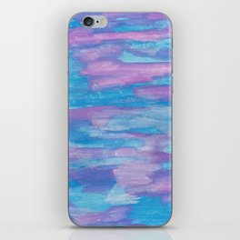 Oceans and Sky iPhone Skin