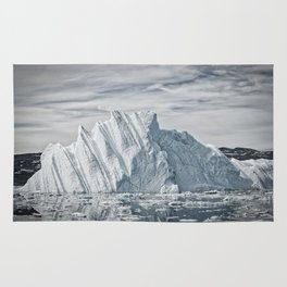Mission North | The Tip of the Iceberg Rug