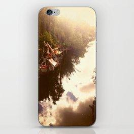 Dare to Explore iPhone Skin