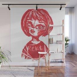Rough Sketch Wall Mural