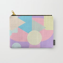 Pastel Weirdscape View Carry-All Pouch