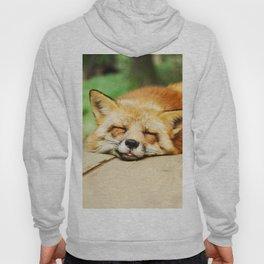Cutie Foxy Nappy Hoody