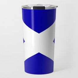 Scottish Flag Travel Mug