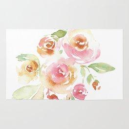 Sweet Roses Rug