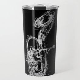 Rare Euphonium Travel Mug