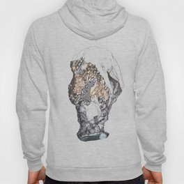 untitled (from the stone maiden series) Hoody